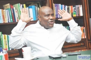 Wike raises alarm, threatens to expose newly-posted police officers